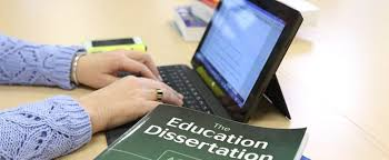 What is a dissertation     ASB Th  ringen