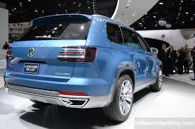 will india get the vw cross blue suv after australia