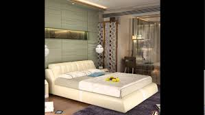 Bedroom Set Manufacturers China Modern Design Leather Bed Sofas From Ganasi Furniture Manufacture