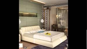 Modern Design Furniture Modern Design Leather Bed Sofas From Ganasi Furniture Manufacture