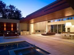 u shaped house modern u shaped residence built around a central leisure courtyard