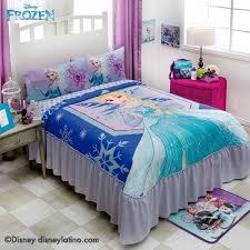 Frozen Comforter Set Full Disney Frozen Elsa Bedspread Intima Usa