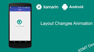 xamarin android set layout xamarin android tutorial layout changes youtube