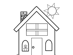 31 coloring page house coloring now blog archive house coloring