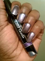 sally hansen color quick chrome pens the nail polish exchange