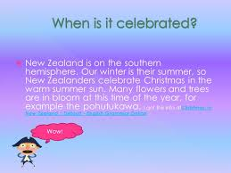 in new zealand ppt