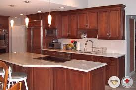 the classic wellington cabinets in cinnamon fabuwood spacesaver