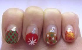 ornament nails nails ornamenti unghie
