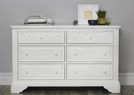 Toys R Us Baby Dressers baby cache haven hill 6 drawer dresser white lace babies
