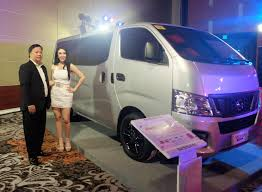 urvan nissan 2015 the all new nissan nv350 urvan sporting a clean and modern design