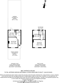 32 Sq M To Sq Ft 2 Bedroom House For Sale In Bryony Road Shepherd U0027s Bush W12