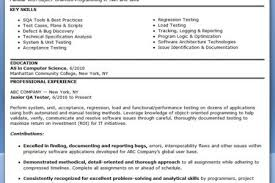 Sample Qa Tester Resume by Entry Level Accounting Resume Sample Resume Examples Entry Level