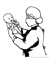 doctor u0026 baby 2 coloring free coloring pages