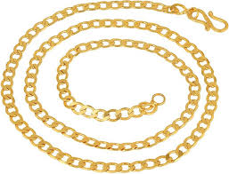 chain necklace styles gold images Styles creation interlocked necklace sachin gold chain locket jpeg
