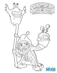 skylanders trap team coloring pages coloring pages glum