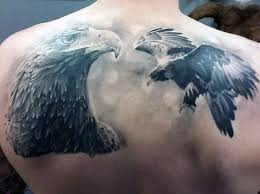 75 eagle tattoos for men a soaring flight of designs