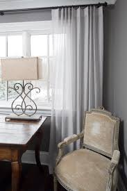 4 interesting ways to use neutral colors in window treatments