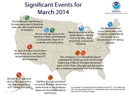 Great Plains Map Summary Information State Of The Climate National Centers For
