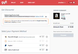 buy a gift card online how to buy gift card with paypal from gyft techveek