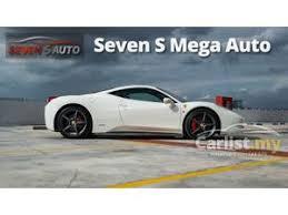 italia price search 42 458 italia cars for sale in malaysia carlist my