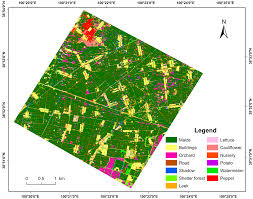 remote sensing free full text object based crop species