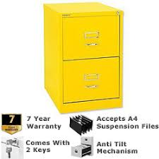 Yellow Filing Cabinet Uk Bisley Glo Bs2c Filing Cabinet 2 Drawer H711mm Lemon Bs2c Yellow
