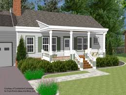 Ranch Home Plans With Front Porch Small House With Ranch Style Porch Front Porch Designs For Ranch