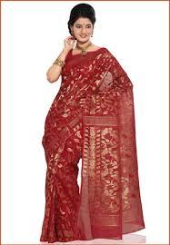 dhakai jamdani saree buy online cotton dhakai jamdani saree with blouse saree exclusive