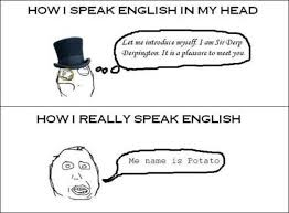 Speak English Meme - 9 best earn to learn english images on pinterest learning english