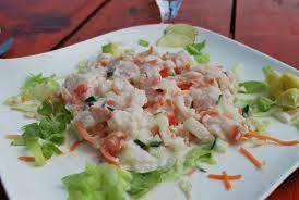 cuisine tahitienne recettes tour du monde voyages une recette de poisson cru en provenance