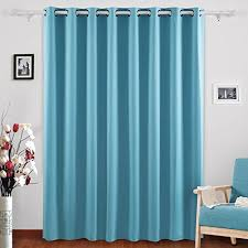 80 Inch Curtains Deconovo Blackout Curtains Grommet Blind Curtain Wide Curtains For