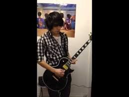 How To Play Comfortably Numb Solo On Guitar Pink Floyd Kid Playing Comfortably Numb Solo 5 Minutes Youtube