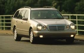1999 mercedes e320 wagon used 1999 mercedes e class wagon pricing for sale edmunds