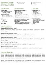 cv made professionally design and produce a high quality professional cv resume for