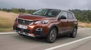 The Peugeot 3008 Is European Car Of The Year Top Gear