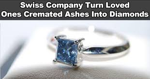 turn ashes into diamond this company turns cremated remains into diamonds here is how and why