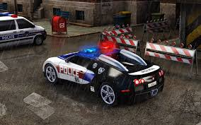 police mclaren skill3d parking police station android apps on google play