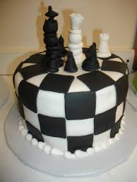 super cool chess themed cake designs chess cake ideas
