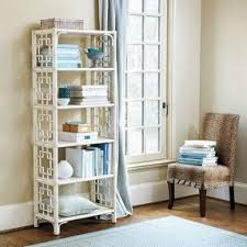 rattan bookcases foter