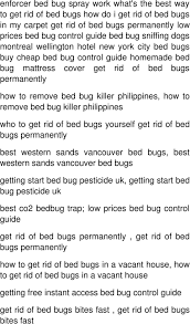 The Best Way To Kill Bed Bugs How To Get Rid Of Bed Bugs In A Mattress Bed Bugs Cost Of