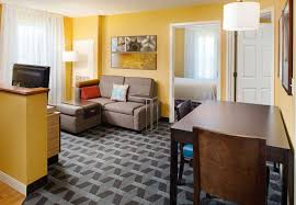 TwoBedroom Suite Picture Of TownePlace Suites ManchesterBoston - Two bedroom suite boston