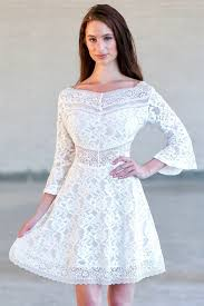 lace dress ivory bell sleeve lace dress rehearsal dinner dress