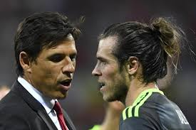 gareth bale hairstyle photos gareth bale is fed up of using his famous man bun to cover his
