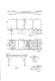 patent us3004772 tandem axle semi trailer convertible to single
