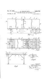 patent us3004772 tandem axle semi trailer convertible to single
