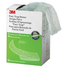 Home Depot Sand Box 3m 5 In X 6 In Easy Trap Duster Sheets 60 Sheets Per Box