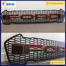 front grill ford ranger grills for ford ranger 2016 t7 grille wildtrack 4x4 front grille