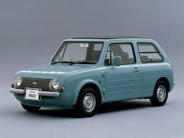 nissan pickup 1987 nissan pao concept 1987 u2013 old concept cars