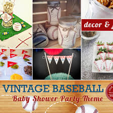 baseball baby shower ideas boy s baby shower archives unique party ideas from the party