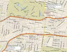 1 Barnes Jewish Hospital Plaza Map To Birthnbabies U0027 Home Classroom Birthnbabies Info